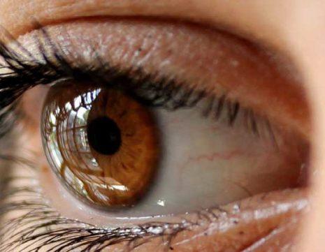 眼睛與精油