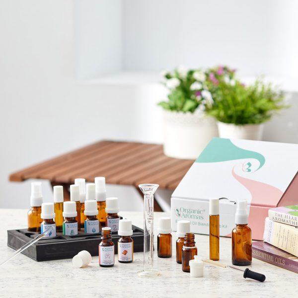 Essential Oil Blending Lab Kit