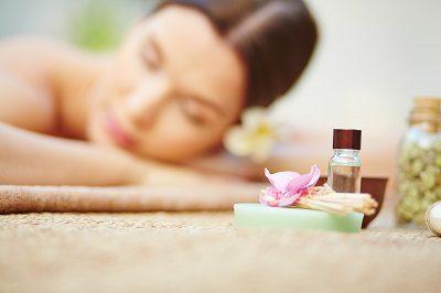 essential oil massage 精油按摩